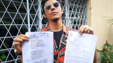 Photo of Keselamatan Keluarga Diancam & Diugut, Syamsul Yusof Buat Laporan Polis