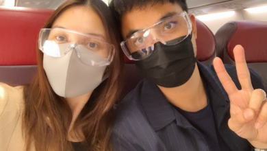 Photo of Zahirah & Aiman Pulang Ke Perth, Akan Balik Malaysia Dengan Cahaya Mata