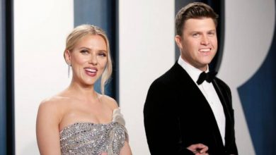Photo of Scarlett Johansson Kahwin Kali Ketiga Dengan Komedian Colin Jost