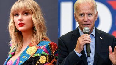 Photo of Taylor Swift Sokong Joe Biden Untuk Menang Pilihan Raya Presiden AS