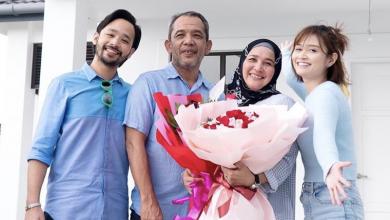 Photo of Sebelum Bergelar Isteri, Ayda Jebat Hadiahkan Sebuah Rumah Kepada Ibunya