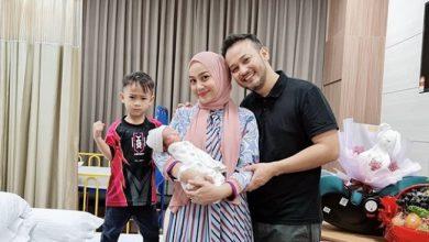 Photo of Yana Samsudin Selamat Bersalin Anak Perempuan