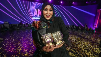 Photo of Siti Nordiana Ungguli AME 2020, Bawa Pulang Empat Anugerah