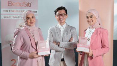 Photo of WonderLab & BeauSiti Jalin Kolaborasi, Lancar Dua Produk Minuman Kecantikan & Kesihatan