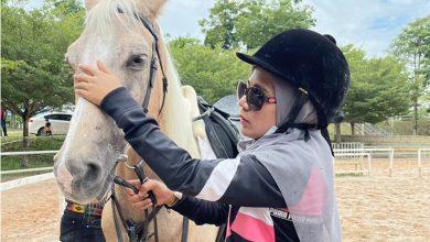 Photo of Jatuh Ketika Sedang Menunggang Kuda Dalam Keadaan Hamil, Video Pengasas Produk Secret Correa Jadi Viral