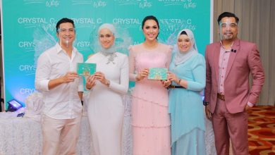 Photo of Keith Foo & Natasha Hudson Dipilih Jadi Duta, Ikon Jenama Produk Crystal C White