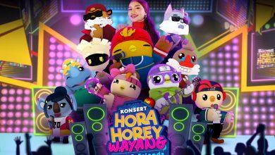 Photo of Konsert Hora Horey Wayang Didi & Friends Tampilkan Tiga Penyanyi Popular Tanah Air