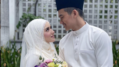 Photo of Penyabar, Penyayang & Kelakar Serta Dorong Ke Arah Keagamaan Buat Hannah Delisha Pilih Imam Shah Jadi Suami