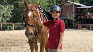 Photo of Sissy Imann Jatuh Ketika Menunggang Kuda, Lapan Jam Masih Lagi Rasa Kesakitan