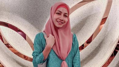 """Photo of """"Semoga Penghijrahan Ini Mendapat Keberkatan"""" – Aishah Azman Kini Bertudung, Padam Semua Gambar Free Hair"""
